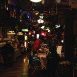 Interior of Mitchell St Pub, Petoskey, MI