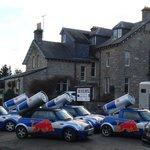 Red Bull wings team visit 2013