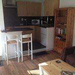 Kitchen/living room @the granary