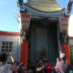 Chinese Theatre - Emily warned us about characters charging for pictures :)