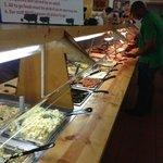 Little Pigs Buffet - BBQ Heaven!