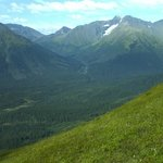 Mt. Alyeska on 907Tour