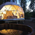 Dream Dome - Ever tried Glamping?