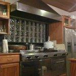 Kitchen Area Main House
