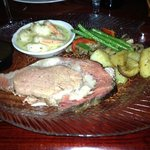 The prime rib special - superb