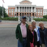 Boston through the eyes of 3 generations