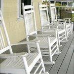 rocking porch
