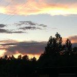 amazing sunrise/sunsets