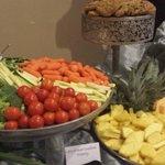 Fruit and Veggie Display
