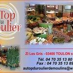 Photo of Au Top Du Roulier De Moulins