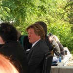 Abby Road on the River - BBQ with Peter Asher