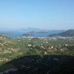 Road to Katoghi..stunning views