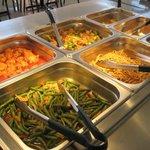 Pinnaple Chicken, Chop Suey, Spicy Green Beans & More