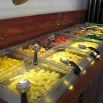 Oranges, Bananas, Water Melons, Salads & More