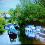Lancaster Canal at Bilsborrow