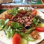 salade de camembert