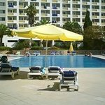 poolside at the alfamar hotel