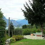Part of Laura's lovely garden
