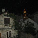 View from Nina terrace at night