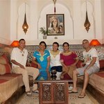 das Riad Viva-Team: jung, offen, herzlich