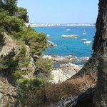 A view during our walk (coastpath from Calonge to d'Aro)