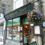 Bakewell Tart Shop