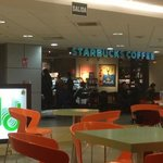 Starbucks Lima Airport