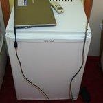 A refrigerator!