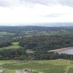 An example of the stunning  Dartmoor views
