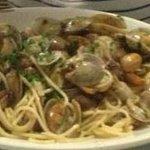 Espaguetis con ALMEJAS!!!!  mmm buenísimos