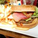 Burger Corse - juste de nom