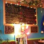 Sun City Cafe Menu