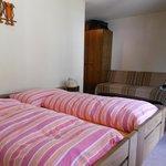 Notre chambre à l'hôtel Walida