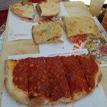 Pizza e foccacce