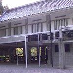 長篠城址史跡保存館全景