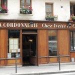Le restaurant, rue Saint Roch, à 20 m de la rue Saint Honoré