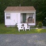 Our cute 2 bedroom cottage
