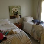 High beds in room 11