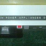 Faulty plug socket