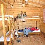 Une autre photo d'une chambre