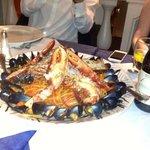 Lobster pasta!