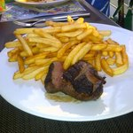Duck & Chips
