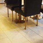 カフェ・アアルトの椅子