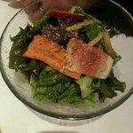 Apple Salad in decorative bowl