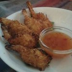 Coconut Shrimp & Sweet Chili Sauce