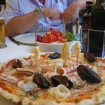Saefood Pizza with Sails ! ! !