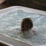 vasca idromassaggio Hotel Zeus