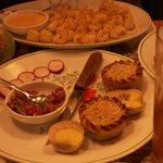 pastalikos e calamari fritti