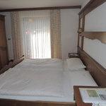 Slaapkamer met terras en uitzicht op de Moezel...