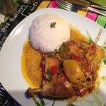 Colombo poulet